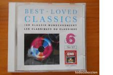 CD BEST-LOVED CLASSICS 6 - PACHELBEL, BEETHOVEN, BOCCHERINI, MOZART... (3U)