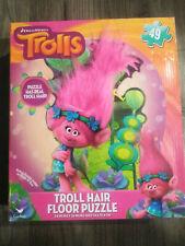 Trolls Puzzle, Puzzles, Trolls Toys, Trolls Poppy Doll, Trolls Poppy Puzzle