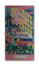 Kyle Platts FESTIVAL FRENZY Leporello Nobrow