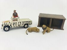 Corgi Toys Lions of Longleat Land Rover