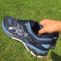 ASICS GEL-Kayano 26 Men's Blue Athletic Running Shoes Sz 11