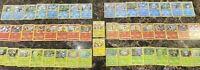 MASTER SET COMPLETE! McDonald's Pokemon Pikachu 25th Anniversary: All 50 Cards!!