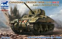 BRONCO CB35215 1/35 Canadian Cruiser Tank RAM MK.II Early Production