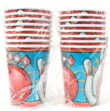 2 Packs 16 Cups Total Bowling Party Accessories Party Express From Hallmark
