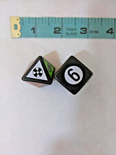 Scene It? Harry Potter 1st. Edition Dice Set Die Replacement Game Parts Pieces