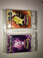 Pokémon XY Evolutions - Full Set. 2X Charizard! Rare. 2 decks of evolution cards