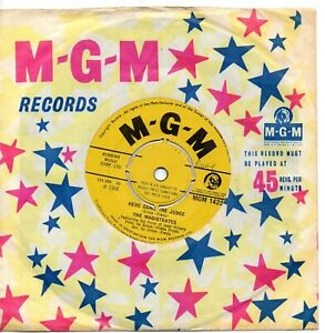 MAGISTRATES  HERE COMES THE JUDGE / GIRL   UK M.G.M.  NORTHERN SOUL