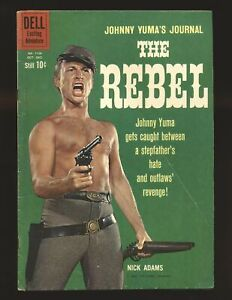 Four Color # 1138 - The Rebel VG/Fine Cond.