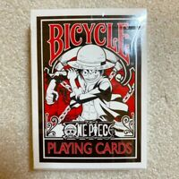 New Brujula ONE PIECE Japanese Anime Bicycle Playing Card Trump Japan Tracking