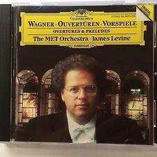Wagner Overtures - Levine, MET Orchestra