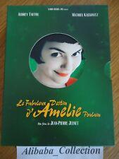 DVD ** AMÉLIE POULAIN ** édition collector 2 DVD - Audrey Tautou – RARE