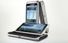 Nokia  E7-00 - Silver White (Ohne Simlock) Smartphone QWERTY Tastatur
