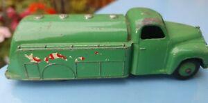"Vintage Dinky Toys 441, Studebaker ""Castrol"" Petrol Tanker"