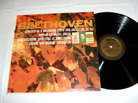 Arthur Grumiaux Beethoven Concerto In D Major Van Beinum 1958 LP Epic LC 3420