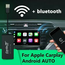 Inalámbrico Bluetooth SMART LINK DONGLE USB para Apple iOS Android reproductor AA CarPlay