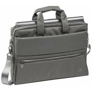 """RIVACASE Laptoptasche für Geräte bis 15.6"""" - Stilvolle Tasche mit viel Stauraum"""