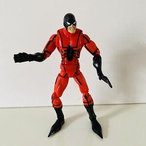 "Marvel Comics Legends  Ultra RARE SPIDERMAN VILLAIN - THE TARANTULA 6"" figure"