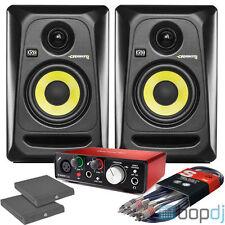 Active Pro Audio Studio Monitors