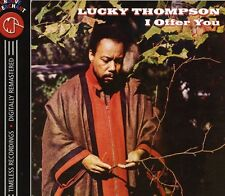 Lucky Thompson - I Offer You [New CD] Canada - Import