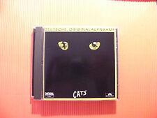 CD Cats/Deutsche ENREGISTREMENT ORIGINAL-signifiant 817365