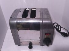 Dualit Classic Stainless Steel 2 Slice Toaster made in England