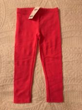 Girls Size 2T Osh Kosh BGosh Pink Leggings  New With TAGS