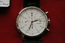 Baume Mercier Classima XL Executive Automatic Mens Chronograph Watch MOA08591