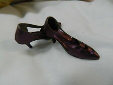 shoes  Tonner Evangeline Ghastly - doll fashion - pumps purple shade