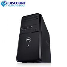 Dell Vostro 230 Tower Computer Pc Intel i3 3.1Ghz 4Gb 320Gb Windows 10 Home Wifi