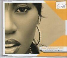 (BW177) Missy Elliott, One Minute Man ft Ludacris - 2001 DJ CD