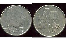 NORVEGE 10  kroner 1995