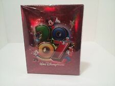 2007 WALT DISNEY WORLD PHOTO ALBUM NEW 50 PAGE 100 PHOTOS 4 X 6 ACID PVC FREE