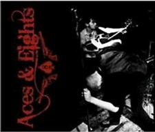 ACES & EIGHTS CD - excellent British Psychobilly Rockabilly group - NEW unplayed
