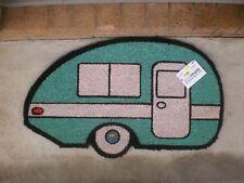 Caravan Profile - Natural Coir on PVC Backing Door Mat