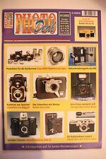 PHOTO DEAL Photodeal 39 Agfa Alpa Chinon Revue Capta Spur Zeiss MfS Leica 8x11