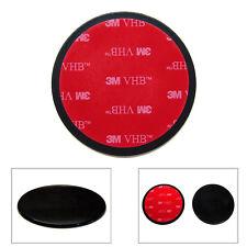 65mm Car Dash/board Suction Cup Mount Disc Disk 3M Pad Garmin Nuvi 2555 2595 GPS