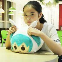 Popular Vocaloid: Hatsune Miku Plush Cushion Doll Pillow Cosplay Birthday Toy us