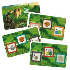 """The Castles of Burgundy Board Game: 8th Expansion Promo """"Trade Routes"""""""
