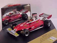 Quartzo #4054A 1/43 Diecast Ferrari 312T '76 British GP Test Car, #36, G Martini