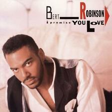 BERT ROBINSON I Promise You Love NEW & SEALED 80s SOUL R&B CD (EXPANSION)