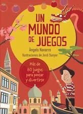 Un Mundo de Juegos (Hardback or Cased Book)