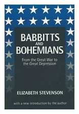 Babbitts and Bohemians: from the Great War to the Great Depression /...