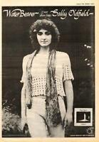Sally Oldfield Water Bearer UK LP advert 1978