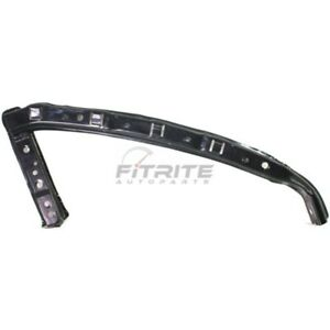 NEW OUTER FRONT RIGHT BUMPER COVER SUPPORT FOR 2006-2011 HONDA CIVIC HO1067108