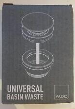 VADO  universal Basin Waste Clic Clac
