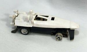 Star Wars Luke Skywalker's X-Wing Slot Car Duel At Death Star Power Passers 1978