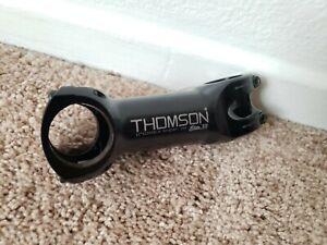 Thomson Elite X4 31.8mm 10d x 110mm Bike Stem Black SM-E140 mtb road track USA