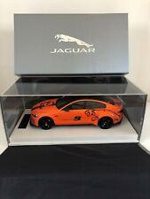Jaguar XE SV Project 8 VAV Models 1:18 Orange No autoart bbr mr 1:43 Very Rare