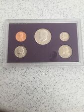 1987 UNITED STATES PROOF SET IN ORIGINAL OUTER CASING W/ COA SAN FRANCISCO MINT