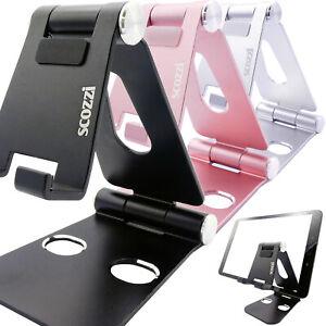 """scozzi® Tablet Halterung Tisch Ständer 7-13"""" Halter Bett Tischständer 10 Stativ"""